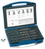 Ассортимент вставок и инструментов HELICOIL, M 6 - M 14x1,25